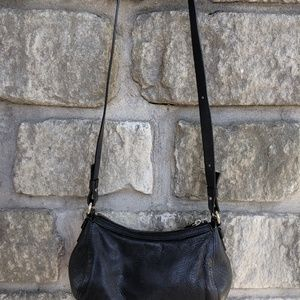 kate spade Bags - Kate Spade | Crossbody hand bag black leather